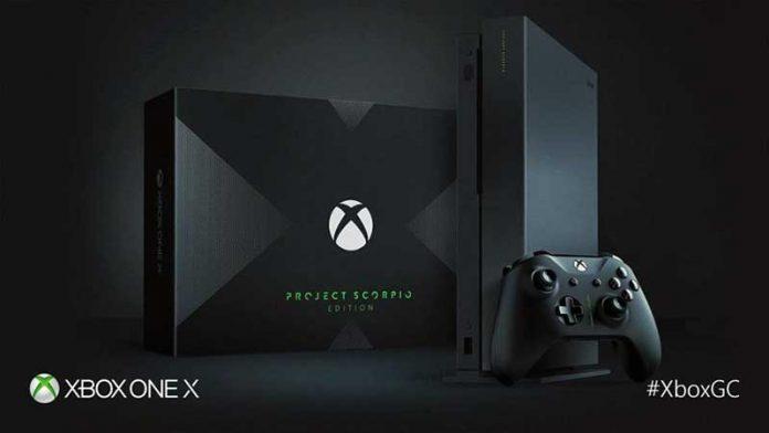 Xbox One X پروژه اسکورپیو معرفی شد: تغییر فقط در ظاهر