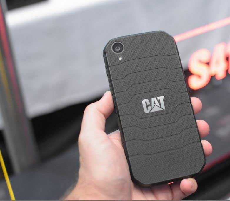 IFA 2017 : اوج استحکام، معرفی CAT S41 و CAT S31