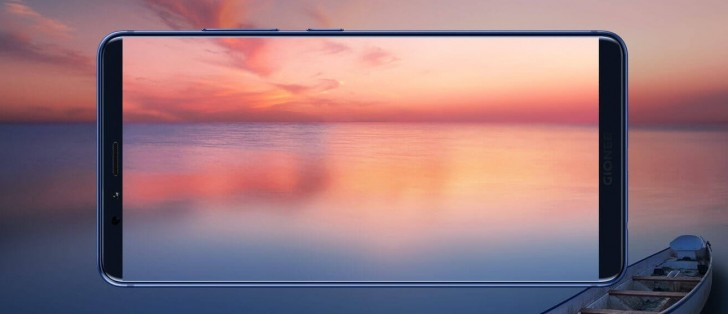 چینی فول اسکرین هم آمد: Gionee M7 شش اینچ دوربین دوگانه
