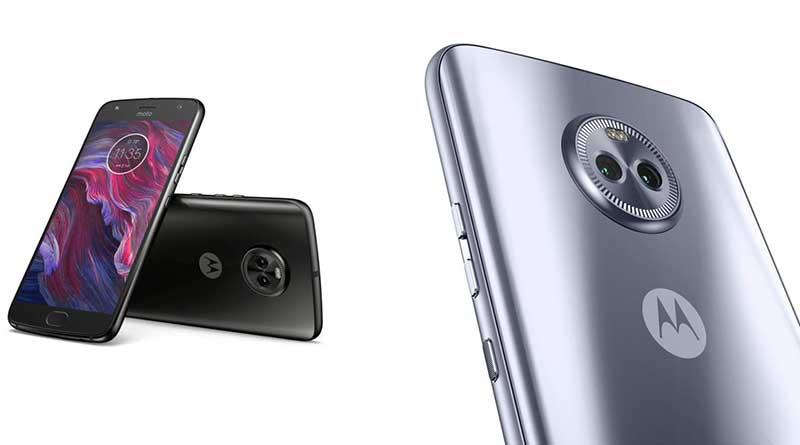 IFA 2017 : معرفی موتو X4 با دوربین دوگانه و بدنه شیشهای
