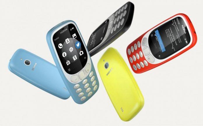 نوکیا 3310 3G آمد؛ رنگهای تازه 69 یورو