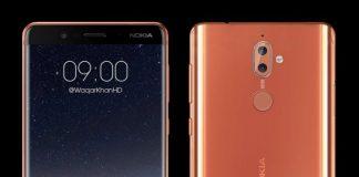 عکسهایی از Nokia 9 با صفحهنمایش فولاسکرین