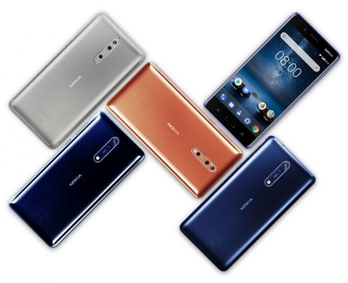 HMD قول داد: اندروید P و بوتلودر آنلاک برای همه گوشیهای نوکیا