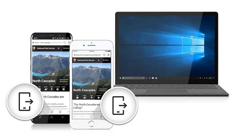 مایکروسافت Edge برای iOS معرفی شد، اندروید در راه است