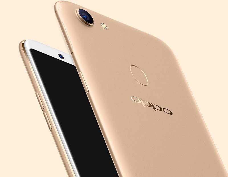 Oppo F5 رسما معرفی شد: ارزان با سلفی 20 مگاپیکسلی