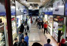 بازارهای خلوت موبایل در اولین روز اجرای طرح رجیستری