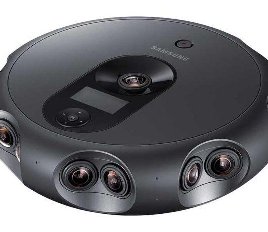 Samsung 360 Round برداشت 360 درجه 4K با 17 دوربین!