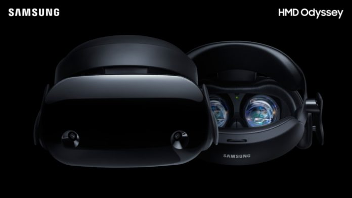 با هدست ادیسه VR سامسونگ آشنا شوید حریفی برای اکولوس