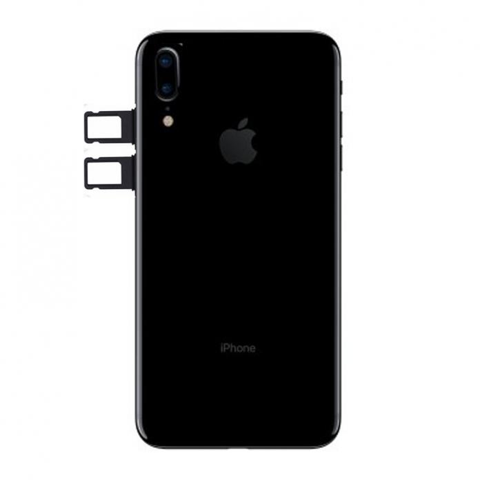 آیفون دو سیمکارتی و اینترنت گیگابیتی دستاورد اپل برای 2018