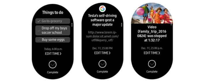آپدیت Gear S3 به تایزن 3: امکانات جدید، شارژ 40 روزه!