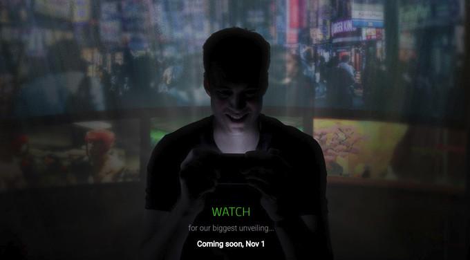 فقط یک روز تا معرفی گوشی مخصوص بازی Razor Phone
