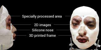 این ماسک، Face ID آیفون 10 را گول میزند+ویدئو