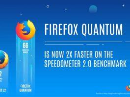 فایرفاکس کوانتوم سریعترین مرورگر برای موبایل و کامپیوتر
