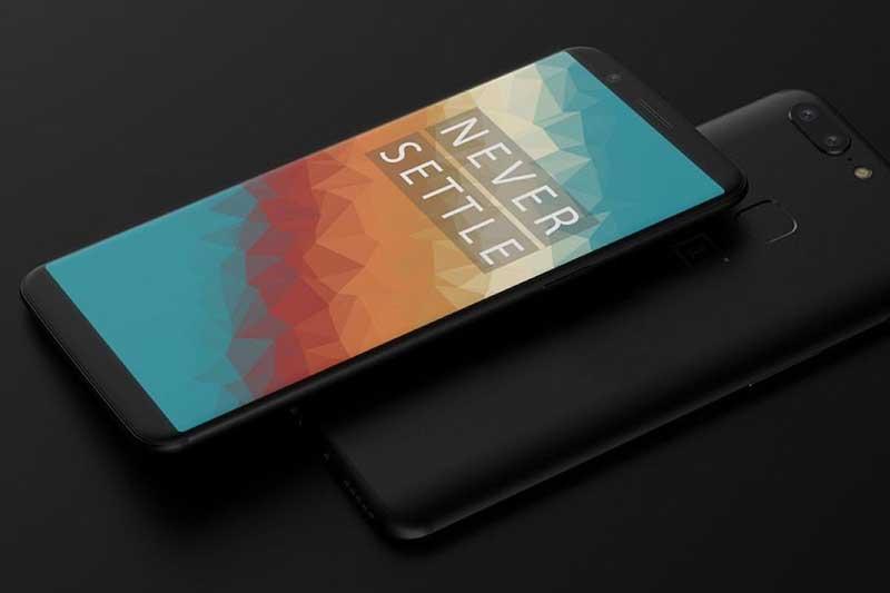 معرفی OnePlus 5T با 8 گیگ رم و 128GB حافظه داخلی