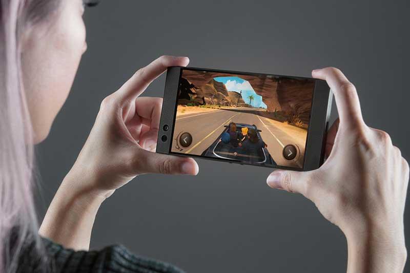 گوشی مخصوص بازی Razer Phone با 8 گیگ رم آمد!