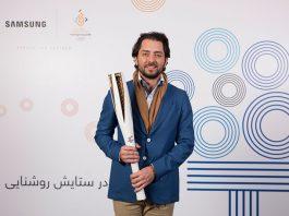 نشست خبری کمپین حمل مشعل المپیک زمستانی 2018 برگزار شد