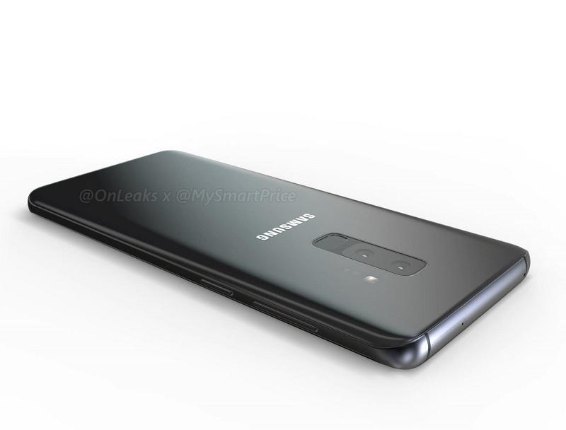انتشار تصاویر گلکسی S9 Plus اولین سری S سامسونگ با دوربین دوگانه