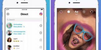 اینستاگرام Direct اپلیکیشن مستقل پیام رسان