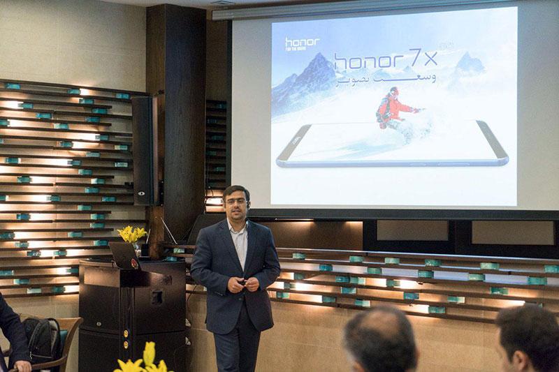 آنر 7X به بازار ایران عرضه شد : یک میلیون و 200 هزار تومان