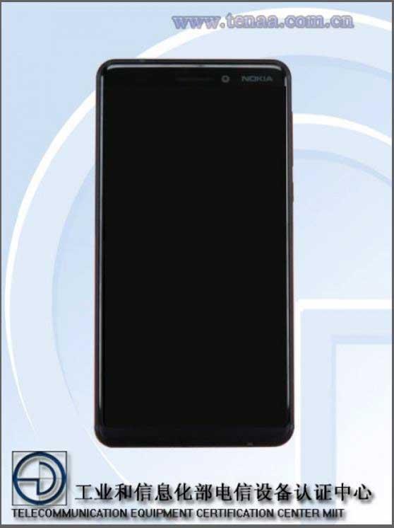 Nokia 6 جدید دوباره رخ نمود: صفحهنمایش 5.5 اینچ عادی!