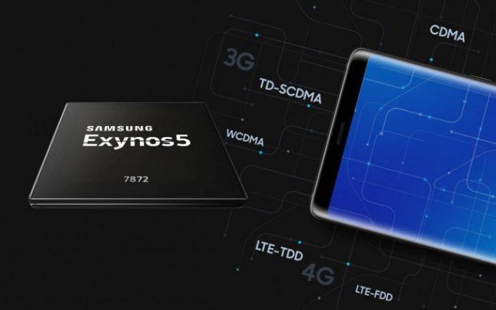 Exynos 7872 اولین 6 هستهای پیشرفته سامسونگ در رده میانی