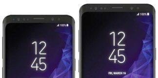 تصویر واقعی S9 و S9 پلاس لو رفت