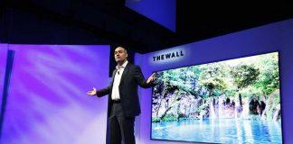 CES 2018 : تلویزیون MicroLED سامسونگ با سایز 146 اینچ!