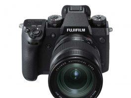 رونمائی از فوجی فیلم X-H1 دوربین بدون آینه 1,900 دلاری!