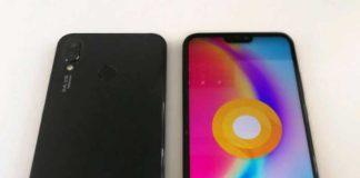 فاش شدن عکس و اطلاعات جدید از Huawei P20 Lite