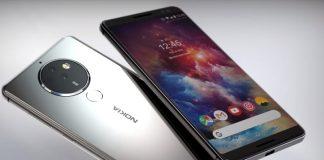 گوشی 5 دوربین نوکیا با نام Nokia 8 Pro میآید