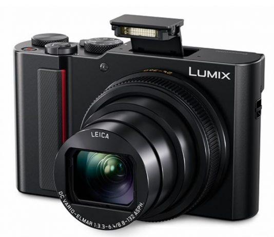 معرفی دوربینهای کامپکت Lumix ZS200 و Lumix GX9 پاناسونیک