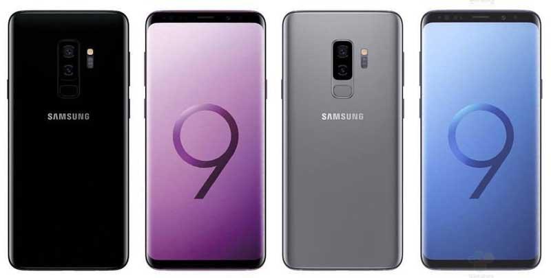 MWC 2018 : معرفی رسمی سامسونگ گلکسی S9 و +S9