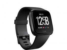 ساعت Fitbit Versa معرفی شد : فقط 200 دلار
