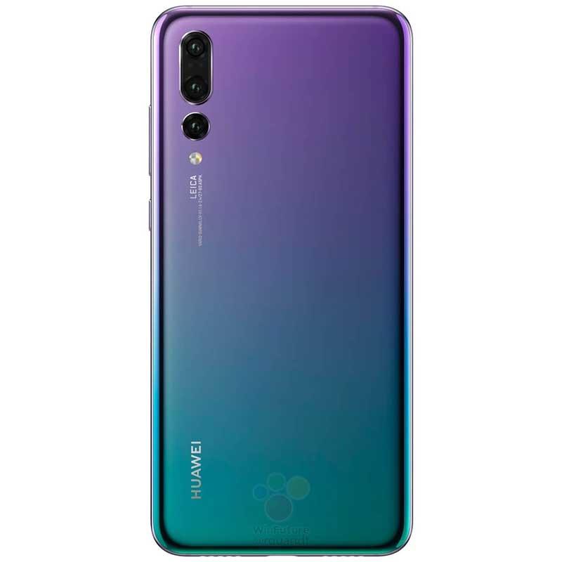 Huawei P20 Colors