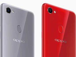 معرفی Oppo F7 با دوربین سلفی 25 مگاپیکسلی