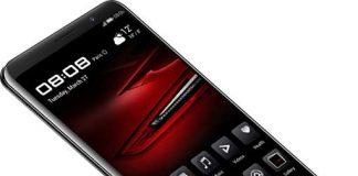 هواوی پورشه دیزاین Mate RS دو سنسور اثر انگشت، 2,100 دلار!