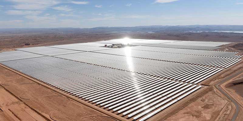 سافتبنک بزرگترین مزرعه خورشیدی جهان را در عربستان میسازد!