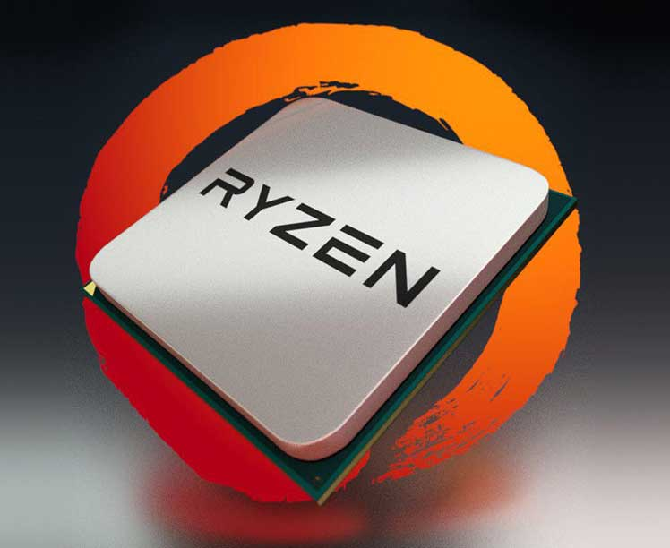 AMD نسل دوم پردازنده رایزن دسکتاپی را معرفی کرد