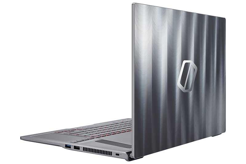سامسونگ اودیسه Z ، لپتاپ گیمینگ با 16GB رم