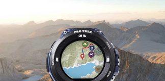 PRO TREK F20A ، ساعت هوشمند ارزانقیمت کاسیو