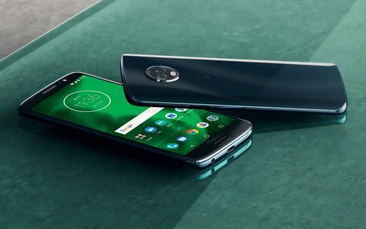 معرفی موتو G6 ، موتو G6 Play و G6 Plus ردهمیانیهای موتورولا