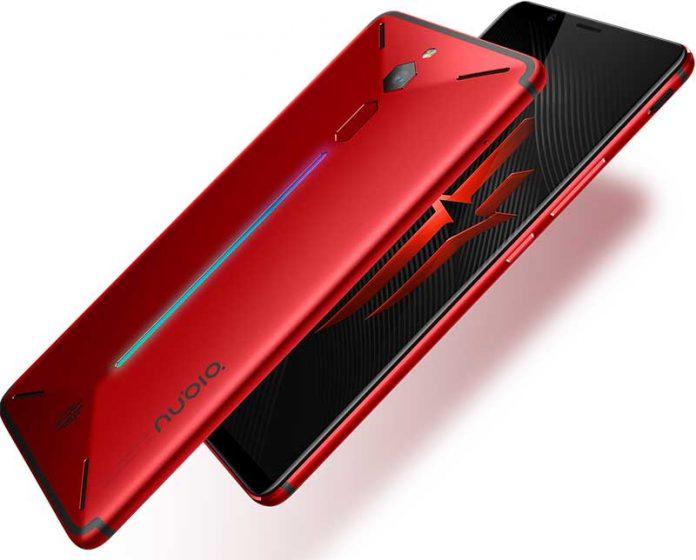 نوبیا Red Magic گوشی مخصوص بازی ZTE
