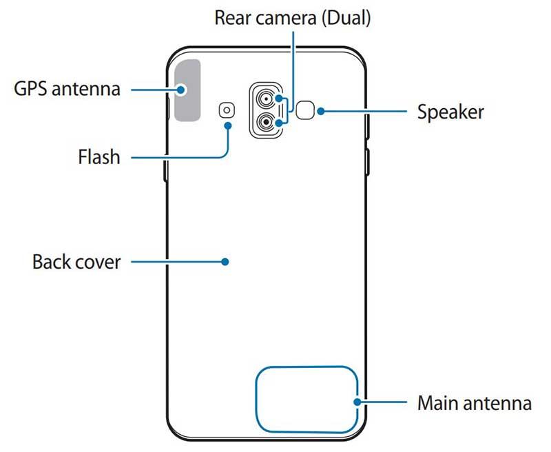 دفترچه راهنما، دوربین دوگانه و بیکسبی J7 Duo را لو داد