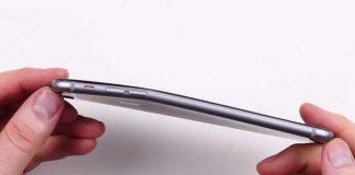 اپل از خم شدن آیفون 6 از قبل خبر داشته است!