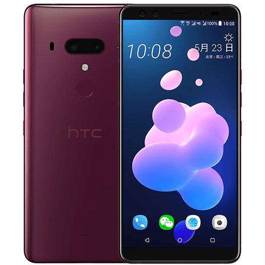 HTC ناخواسته U12 پلاس را کامل لو داد
