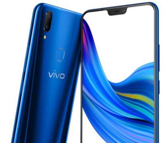Vivo Z1 آمد : 6.26 اینچی با ناچ اضافه!