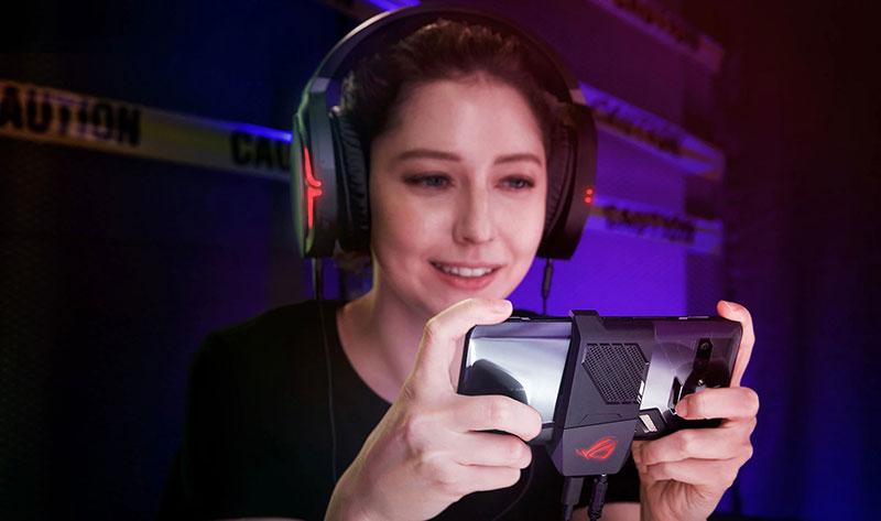ایسوس ROG Phone گوشی پیشرفته مخصوص بازی
