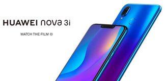 هواوی Nova 3i پرچمدار 300 دلاری رده میانی