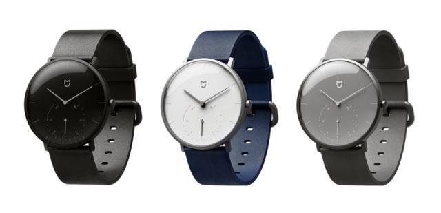 Mijia کوارتز ، ساعت ترکیبی هوشمند شیائومی : 52 دلار