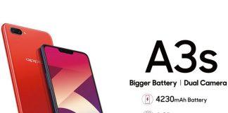 Oppo A3s با صفحهنمایش 6.2 اینچی فقط 160 دلار